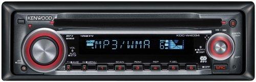 Kenwood KDC-W 4034 A MP3-CD-Tuner schwarz