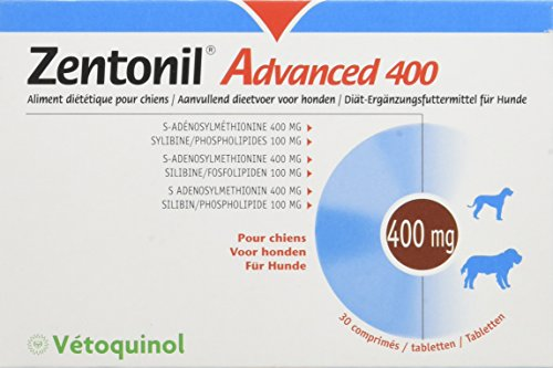 Zentonil Advanced 400-30 Tabletten