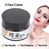 Gesichtslifting-Creme, keine Pigment-Gesichtscreme, kein Fluoreszieren, natürlich, keine Hormone...