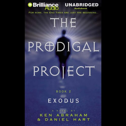 Prodigal Project: The Exodus audiobook cover art