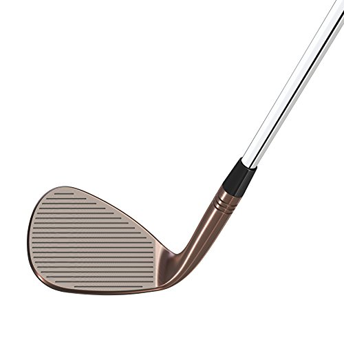 TaylorMade Milled Grind Hi-Toe Wedge (Right Hand, Aged Copper Finish, 60° Loft)