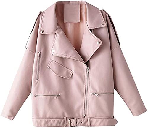 Jackets for Women Winter Fashion Long Sleeve Pure Pocket Zipper Coat