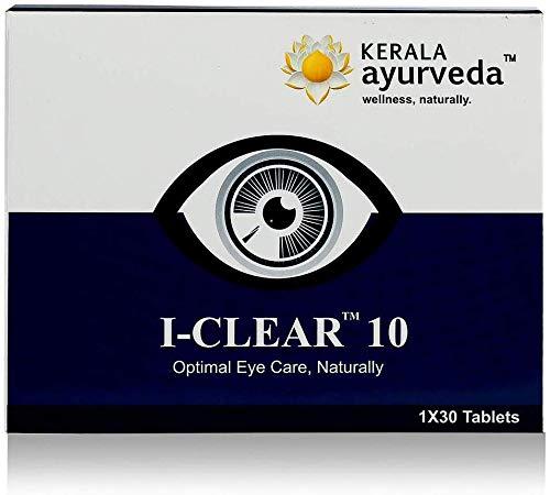 Glamorous Hub Kerala Ayurveda I Clear 10 30 Tab (el embalaje puede variar)