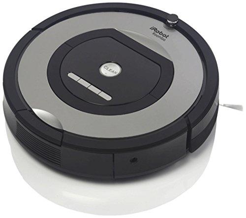 iRobot Roomba 774 Saugroboter (30 Watt) schwarz/grau