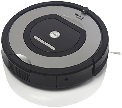 iRobot Roomba-774 Negro, Gris