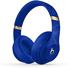 Beats Studio3 Wireless Noise Cancelling Over-Ear Headphones – NBA Collection – Warriors Royal