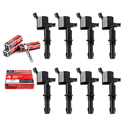 05 mustang spark plugs - 3
