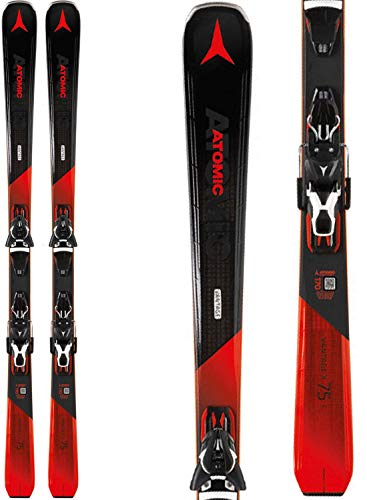 Atomic Vantage X 75 C Ski System with Lithium 10 Bindings Mens