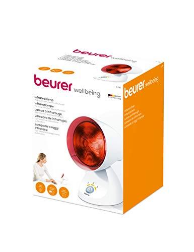 Beurer IL 35 Infrarotlampe wohltuendes  wärmendes Infrarotlicht zur Steigerung des Bild 5*