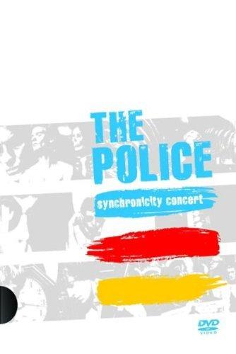 Police - Synchronicity Concert slidepack [Alemania] [DVD]