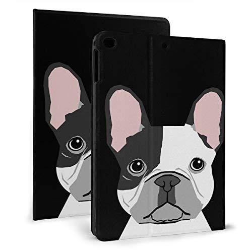 IPad Mini 5 2019 Case IPad Mini 4 2015 Case. French Bulldog Multi-Angle Viewing Protective Smart Cover Case with Auto Wake/Sleep for 7.9 Inch New IPad Mini 5th Gen/iPad Mini 4