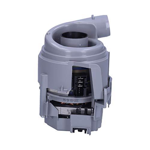 Wessper Heizpumpe Umwälzpumpe Motor passend für Bosch Siemens Spülmaschine 12019637