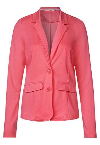 CECIL Damen 252862 Anzugjacke per pack Rot (neo coralline red 11664), (Herstellergröße:M)