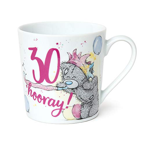 Me to You Tatty Teddy 30th Birthday Mug, Gift Boxed