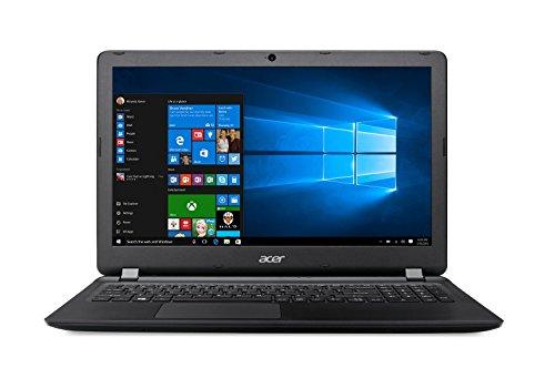 Acer Aspire ES1-533-P5MS - Ordenador Portátil de 15.6' HD (Intel Pentium N4200, 4 GB RAM, 500 GB HDD, Intel HD Graphics, Windows 10); Negro - Teclado QWERTY Español