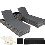 TecTake Aluminium exchanging upholstery protection