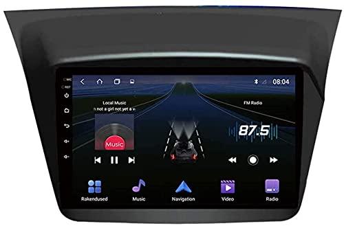 Android 10.0 Radio de navegación GPS Adecuado Compatible con Mitsubishi Pajero Sport 2013-2017 Navegación GPS Pantalla táctil HD Reproductor multimedia de 9 pulgadas Video con 4G WiFi DSP SWC Carplay