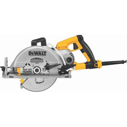 DEWALT DWS535 7 1/4-Inch Worm Drive Circular Saw