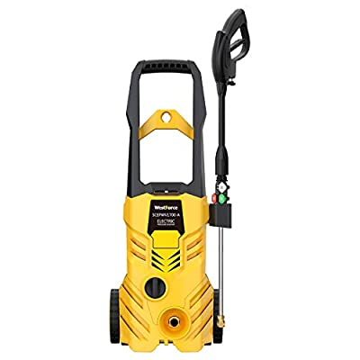 WestForce Electric Pressure Washer, 2800 PSI 1.76 GPM Car Power Washer High Pressure Washer Machine with Spray Gun, Pressure Hose and Nozzles for Vehicle, Home, Garden