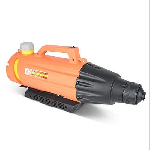 MKIU Kaltnebelmaschine Beweglicher 2L Ultraniedriger Kapazität 110V / 220V Rucksack Elektrische Sprayer Family Outdoor Garden Road Farm Nutzung
