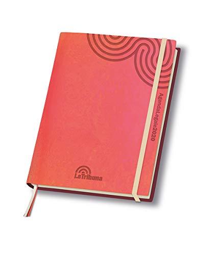 Agenda legale pocket 2020. Ediz. rosso corallo