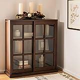 Safavieh American Homes Collection Greg Dark Teak Bookcase