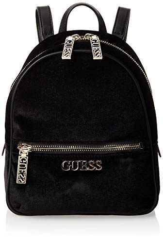 HWVT7445320 Black Guess GUESS HANDBAG MAIN Zaino Donna