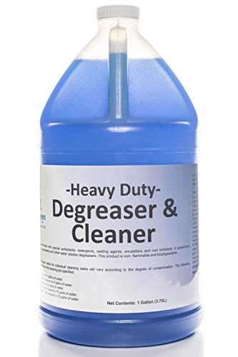 Simply Kleen Heavy Duty Cleaner and Degreaser, Industrial Strength Multi Surface Cleaner Degreaser, 1 Gallon