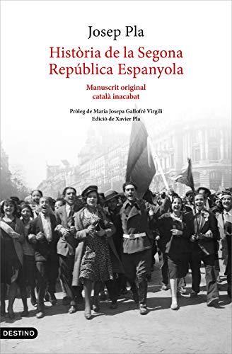 Història de la Segona República Espanyola (1929-abril 1933): Manuscrit original català inacabat: 262 (L'ANCORA)