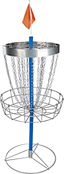 Trademark Innovations 4  Tall Portable Metal Disc Frisbee Golf Goal