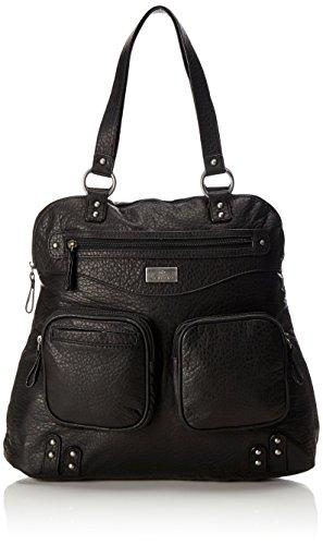 Volcom Tasche Indulge Carry All, Black, 43 x 33 x 13 cm, 22 Liter, E6531509BLK