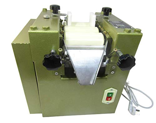 For Sale! YJINGRUI Lab Three Roll Grinder Crusher 3 Roller Mill Grinder 220V Alumina Ceramics Roller...