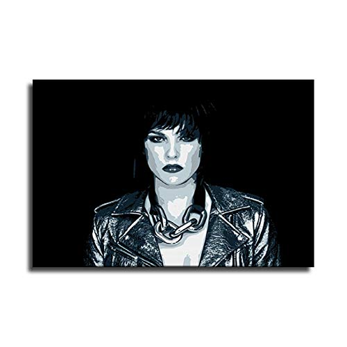 great Lzzy Hale Poster Decorative Painting Canvas Wall Art Living Room Posters Bedroom Painting 20×30inch(50×75cm)