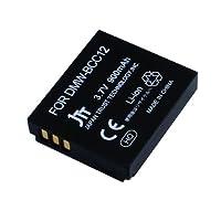 日本トラストテクノロジー Panasonic DMW-BCC12互換バッテリー MBH-DMW-BCC12