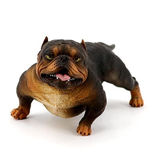 Window-pick Stand Bulldog Figurina Pet Dog Decorazione Simulazione Solida Simulazione Francese Bulldog Prepotente Dog Temi di Residenza di Fascia Alta Forniture per Auto Forniture per Auto Ornamenti