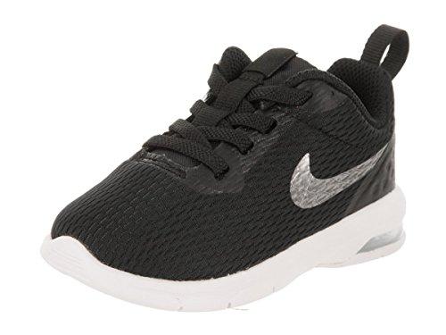 Nike Kleinkinder Sneaker Air MAX Motion LW, Zapatillas Unisex Niños, Negro (Black/Mtlc Pewter-WH 005), 21 EU