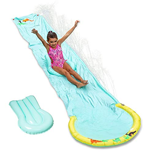 Hoovy Super Giant Water Slip and Slide review