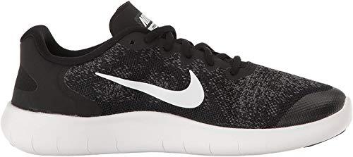 Nike Jungen Free Run 2 (Gs) Traillaufschuhe, Schwarz (Black/White/Dark Grey/Anthracite 002), 37.5 EU