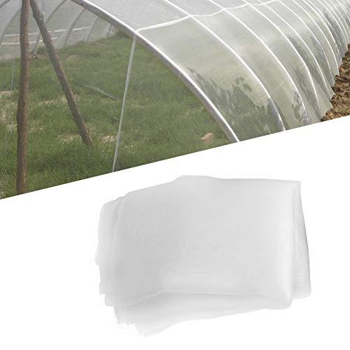 Ruiqas Filet de Jardin 1M X 2. 5M Filet de Protection Anti-Oiseaux Filet de Protection Anti-Insectes Réutilisable pour Plantes