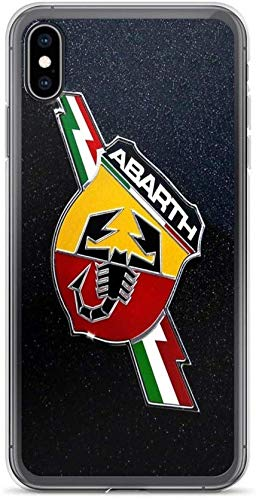 Artboy iPhone 6/6s Cabina Telefonica Case Clear Anti-Scratch Shock Fiat Abarth Logo Cover Phone Cases for iPhone
