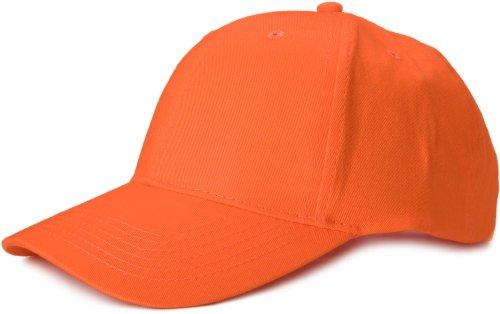 styleBREAKER gorra clásica de 6 paneles con superficie cepillada, gorra de béisbol, ajustable, unisex 04023018