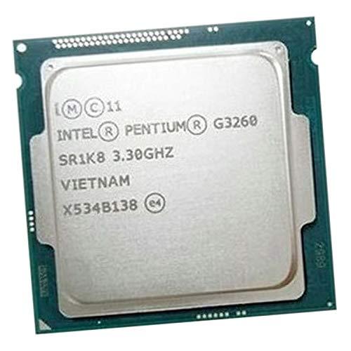 Intel Pentium G3260 SR1K8 FCLGA-1150 - Procesador CPU (Dual Core, 3,3 GHz, 3 MB)