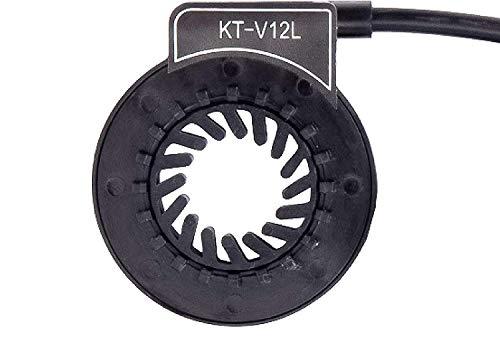 bmc-scooter.com - Sensore pedale PAS Pedal Assist KT-V12L per 24V 36V 48V E-Bike / Pedelec