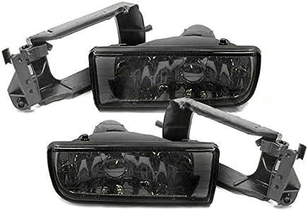 Paar Carparts-Online 10024/_1 Klarglas Nebelscheinwerfer