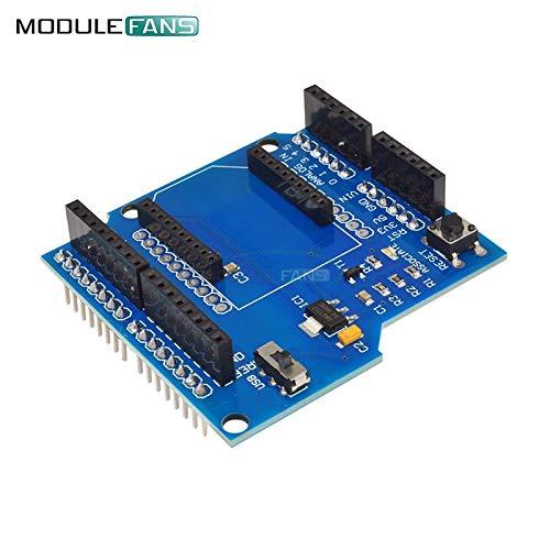 Bluetooth XBee Shield V03 Modul drahtlose Steuerung für XBee ZigBee Board für Arduino serielle Adapter-Modul FT232RL IC 3.3 V 5V IO
