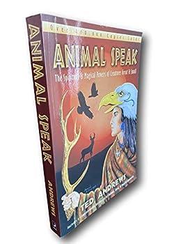 Rare Animal Speak Ted Andrews Occult Magick Spirit Animals Familiars TPB Shamanism