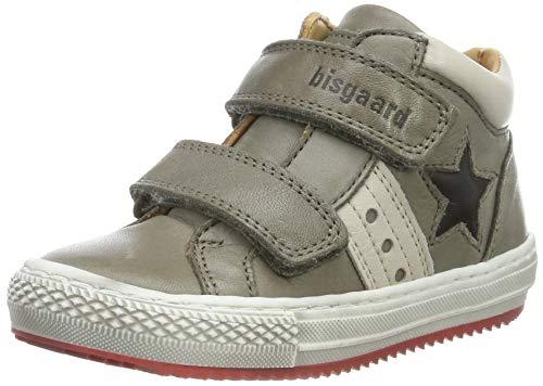Bisgaard Jungen Jacob Hohe Sneaker, Grau (Grey 402), 27 EU