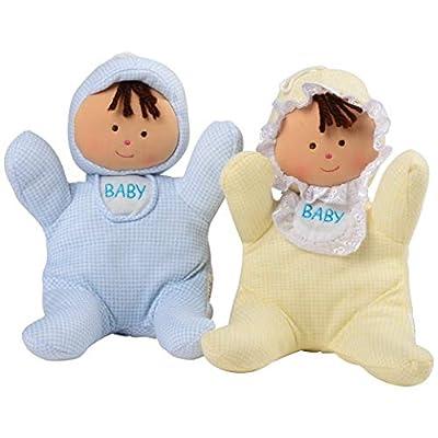 So-Soft Ethnic Baby Dolls- Latino
