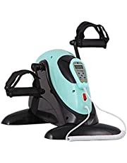 Training Equipment Exercise Trainer Arm And Leg Trainer Mini Exercise Bike Exercise Trainer Mini Bike Exercise Trainer With Motor Fitness Equipment For Seniors And The Elderly LULALAY