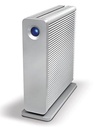 LaCie d2 Quadra v3 4TB USB 3.0 7200RPM Desktop Hard Drive + 1mo Adobe CC All Apps (LAC9000258U)